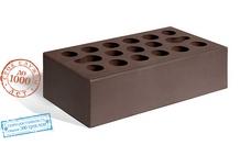 Кирпич Облицовочный гладкий шоколад (М-150)